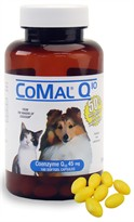 Comal Q-10 45mg (180 Gel Caps) by Nutramax Laboratories Inc.