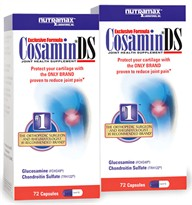 2-PACK Cosamin DS for HUMANS (144 Capsules)