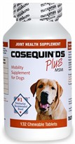 Cosequin DS PLUS MSM Chewable Tablets