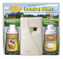Country Vet Automatic Flying Insect & Air Freshner Kit