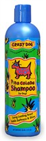 Crazy Dog Pina Colada Scented Shampoo (12 oz)
