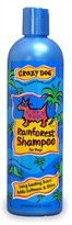 Crazy Dog Rainforest Shampoo For Dogs (12 oz)