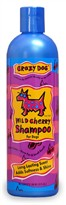 Crazy Dog Wild Cherry Shampoo For Dogs (12 oz)