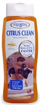 Gold Medal Citrus Clean Dog Shampoo with Cardoplex (17 oz)