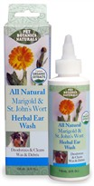 Cardinal Laboratories Pet Botanics Natural Herbal Ear Wash (4 oz)