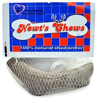 "Newt's Chews Natural Shed Deer Antler - Small (4.5"" - 7"")"