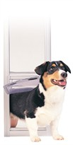 Petsafe - Deluxe Pet Panel - Satin Medium