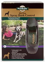 PetSafe Deluxe Spray Bark Control