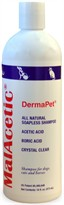 """DermaPet"" MalAcetic Shampoo for Dogs and Cats (16oz)"