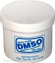 DMSO Gel 4oz. 90%