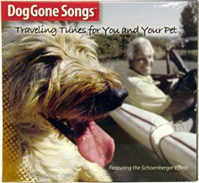 DogGone Songs Traveling Tunes CD