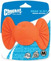 Chuckit! DRAG 'N FLY Medium