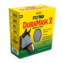 Fly Rid DuraMask V for Horses