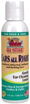 Ears All Right Gentle Cleaning Lotion (4 fl oz)