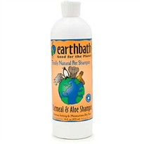 Earthbath Oatmeal & Aloe Shampoo (16 fl. oz.)