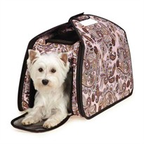 East Side Collection Ultimate Tent Carrier - Pink Paisley