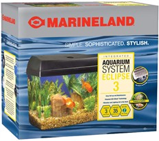 Marineland Eclipse 3 Intergrated Aquarium System (3 Gal)