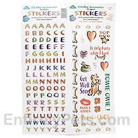 E-Collar Accessories Designers - Stickers