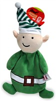 Dogit Luvz Christmas Elf Flopper