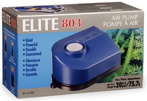 Elite 803 Air Pump (Single Outlet)