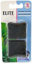 Elite Filter Cartridge for Mini Underwater Filter (2 Pack)