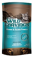 EVO Wild Cravings Herring & Salmon Cat Treats (3 oz)