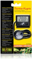 Exo Terra Digital Thermometer & Hygrometer