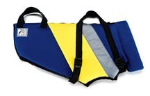 Premier Fido Float Blue/Yellow - Large