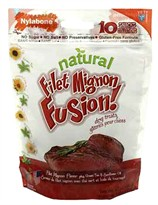 Natural Filet Mignon Fusion Dog Treats (4.2 oz)