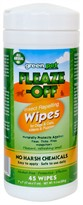 Green Pet Fleaze-Off Wipes (45 ct)