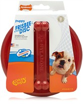 Nylabone Flexible Puppy Frisbee (Small)