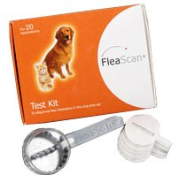 FleaScan Test Kit