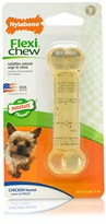 "Nylabone Flexible Chicken Bone - PETITE (3.75"")"