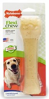 Nylabone Flexible Chicken Bone  SOUPER (8)