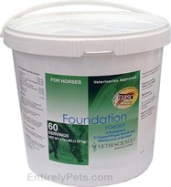 Foundation Foot Supplement (60 servings)