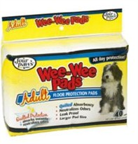 Four Paws Adult Wee-Wee Pads (40 Pack)