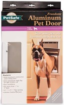 Petsafe - Freedom Door, Premium White, Large