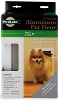 Petsafe - Freedom Door, Premium White, Small