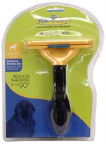 FURminator Short-Hair deShedding Tool for LARGE Dogs