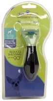 FURminator Short-Hair deShedding Tool for TOY Dogs