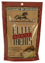 Galloping Gourmet Elite Horse Treats - 6 treats (5 oz.)