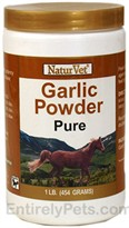 NaturVet Pure Garlic Powder (1 lb. FOR HORSES)