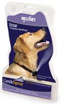 Multivet Gentle Spray Citronella Anti-Bark Collar