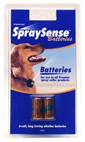 SpraySense Replacement Battery (2-Pack)