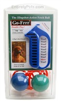 "Go-Frrr Ball ""Double Play Kit"" - Large 2 7/8"