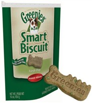 Greenies Smart Biscuit Fresh Chip - Regular (16 oz)