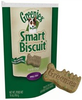 Greenies Smart Biscuit Fresh Chip - Small/Petit (16 oz)