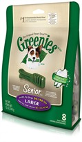 Greenies Senior - LARGE (8 BONES)