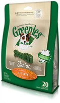 Greenies Senior - PETITE (20 BONES)