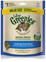 Greenies Feline - TEMPTING TUNA (5.5 oz)